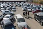 Авторынок в Новосибирске, фото